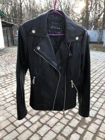 Шкіряна куртка «косуха»