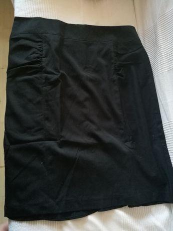 Nowa czarna spódnica rozm 48