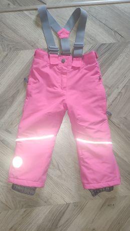 Spodnie narciarskie Smyk Cool Club 92