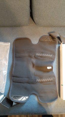 Orteza - stabilizator stawu kolanowego z szynami otwarty