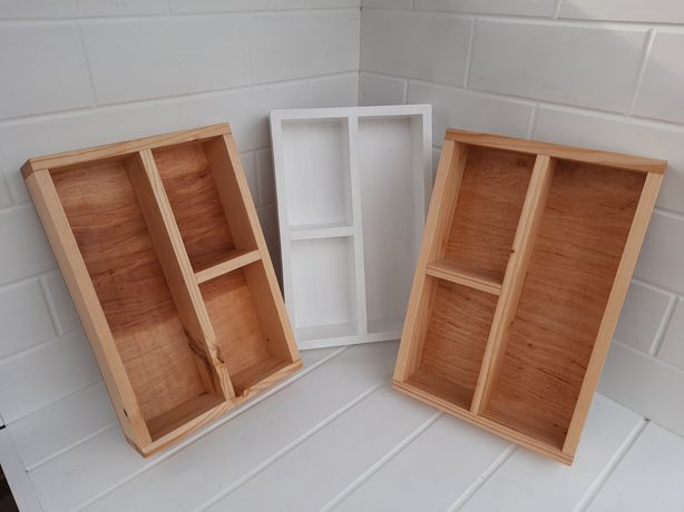 Ящик дерев'яний для декору