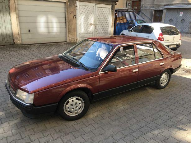 OLDTIMER, KLASYK, Renault 25 GTS, 1986, w oryginale