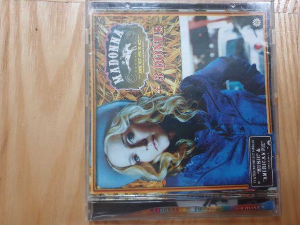 Madonna Music +5 bonus CD Wwa