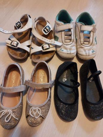 Buty dla dziewczynki r.27