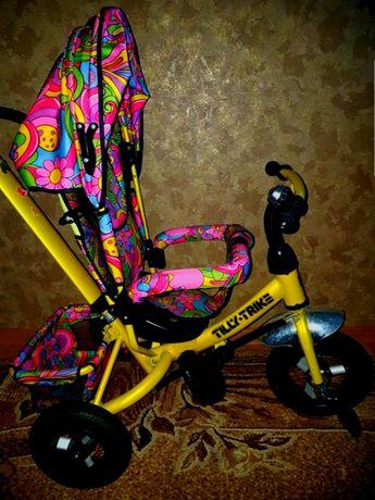 Велосипед-трансформер детский