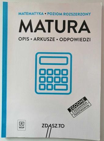 Matura z matematyki opis arkusze odpowiedzi WSiP matematyka
