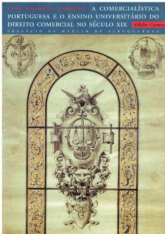 10319 A comercialística portuguesa e o ensino universitário do direto