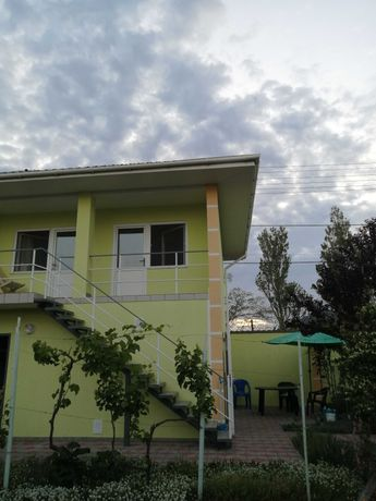 Сдам домик 50 метров от моря с двумя спальнями на 6 человек