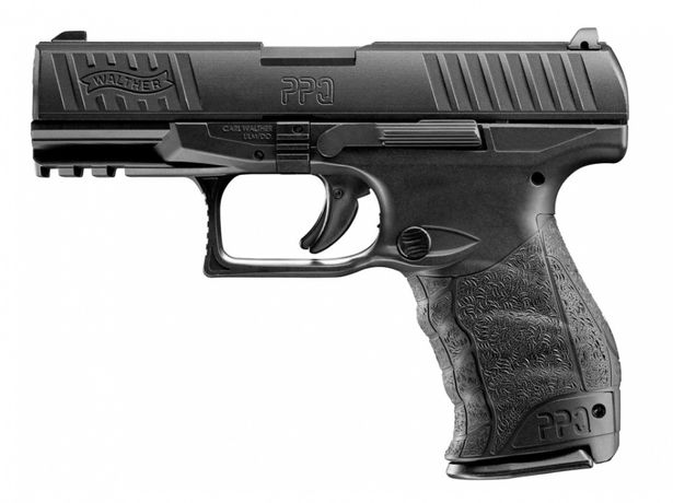 Replika pistolet ASG Walther PPQ M2 GBB 6 mm