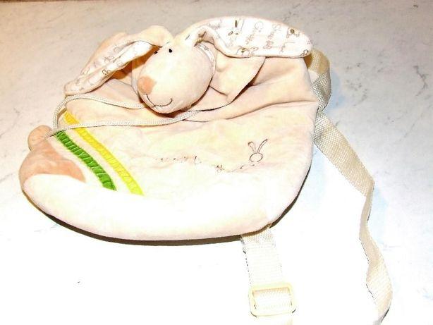 plecak dziecięcy króliczek Cocodrillo