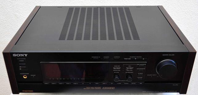 Pré amplificador/Processador Sony TA-E2000ESD