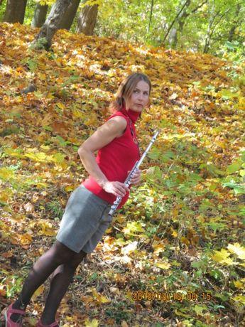 Флейта ищет скрипку .