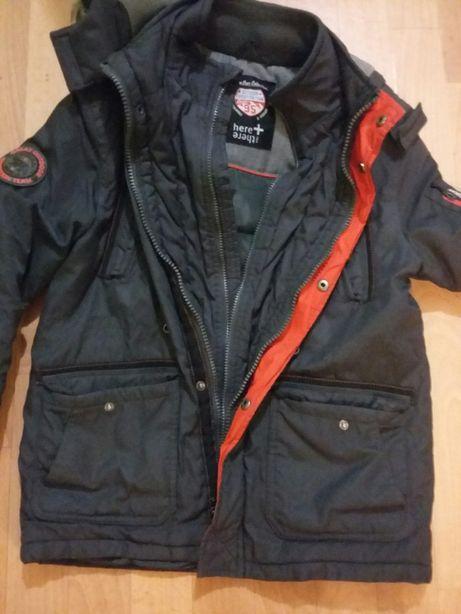 Куртка зимняя детская C&A