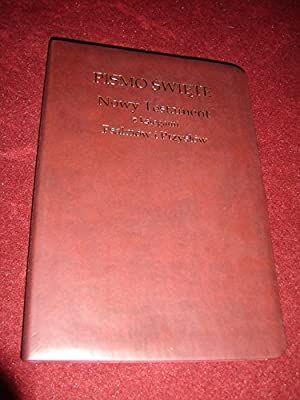Pismo Święte - pokuta przed BOGIEM