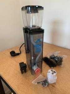 Skimmer escumador filtro buble magus qq2 aquario agua salgada