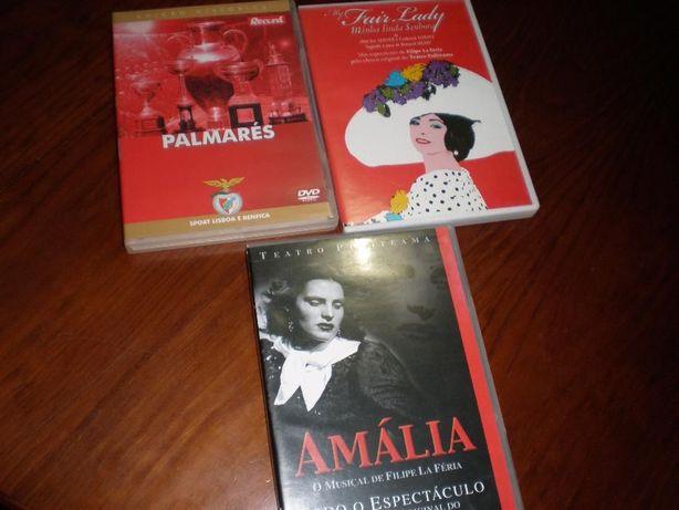 DVD Benfica Palmarés