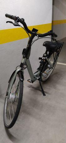 Bicicleta elétrica holandesa POPAL 12.2