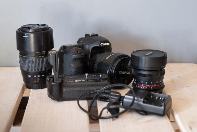 Zestaw Canon 50D