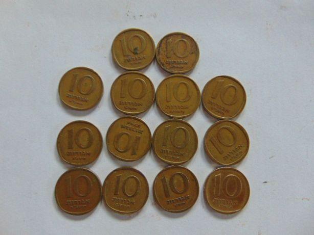 Monety izraelskie