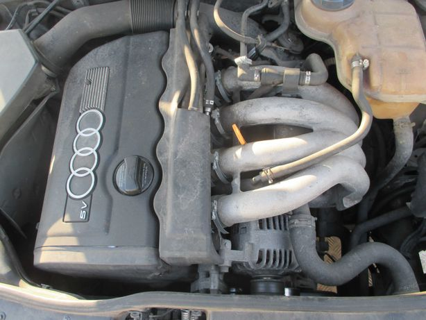 Audi a4 b5 Passat silnik 1,8 5v 20v ADR skrzynia biegów DHZ cewka 125k