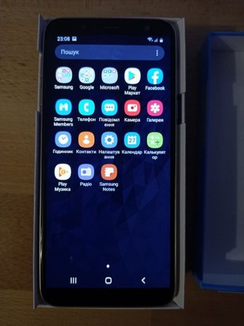 Смартфон Samsung Galaxy J6 2018 J600F