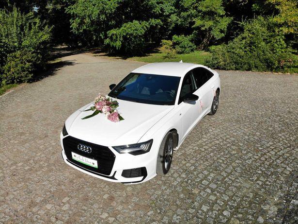 Samochód na Twój Ślub | Audi A6 C8 S-Line | Inny Poziom Cars