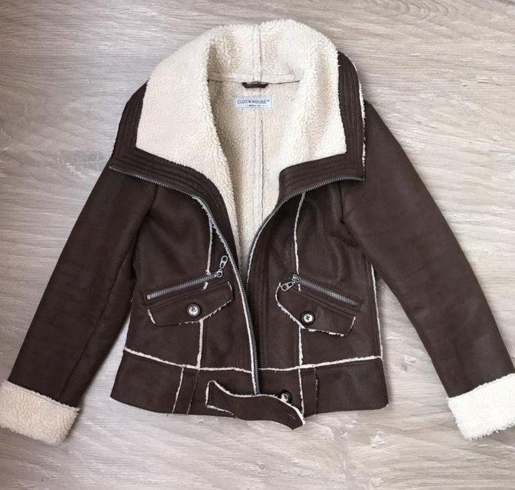 Дубленка Куртка Курточка Белая Церковь - изображение 1