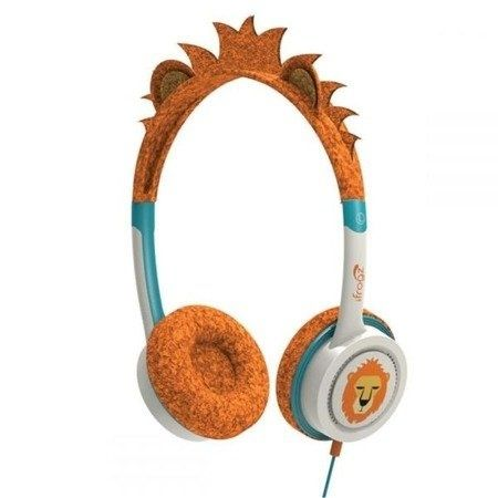 Słuchawki lew dla dzieci Little Rockerz   ifrogz
