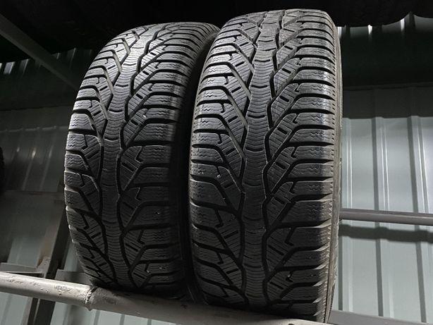 Зима 205/60/R16 7,5мм Kleber 2шт Зимняя резина шины