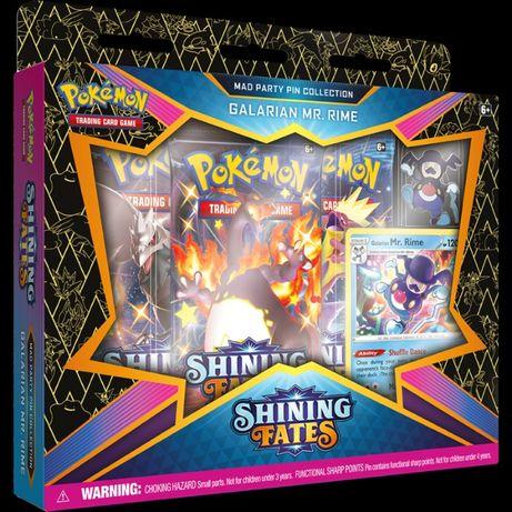Pokemon shining fates Mr. Rime +gratisy