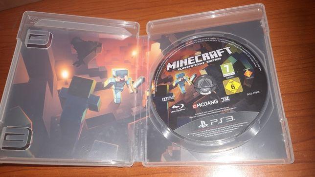 PS3 MINECRAFT -polska wersja językowa