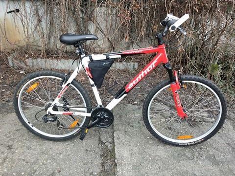 Rower używany Author koło 26 stan idealny