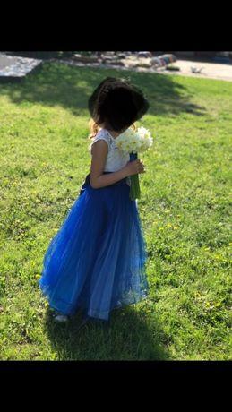 Выпускное  нарядное платье