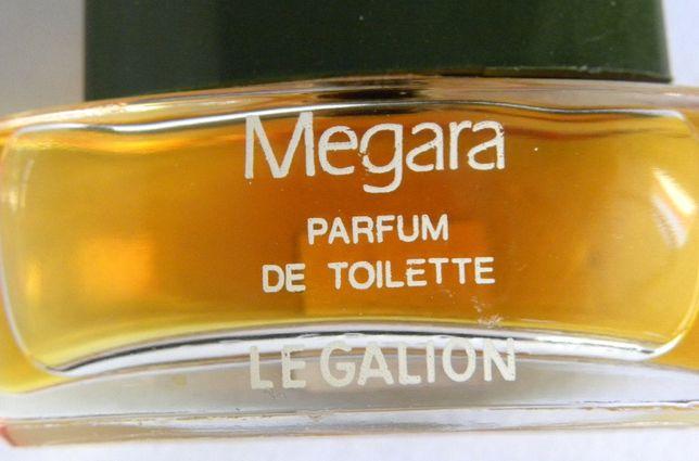 духи пробники Megara 5 мл Франция винтаж