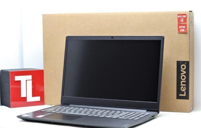 "JAK NOWY! Lenovo Ideapad S145, i3 10gen, 256GB SSD, FHD LED 15,6"""