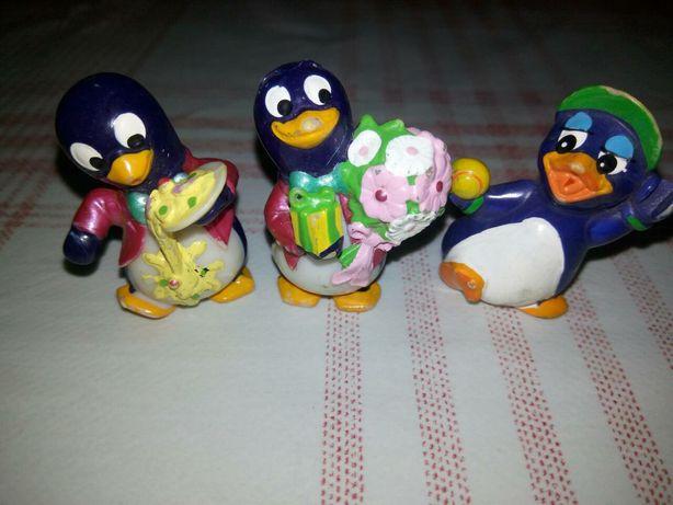 Киндеры-пингвины!