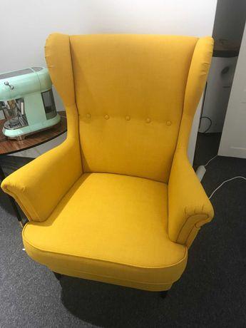Fotel uszak Ikea - nowy!