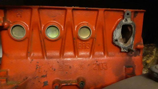 Блок двигателя ВАЗ03