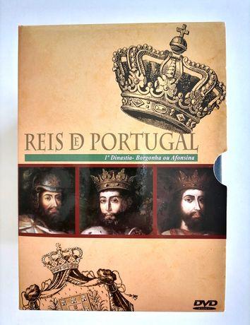 Colecção Reis de Portugal - 1ª Dinastia DVD