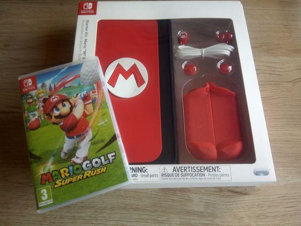 pack super Mário nintendo switch (selado)