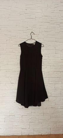 H&M sukienka mała czarna XS/S
