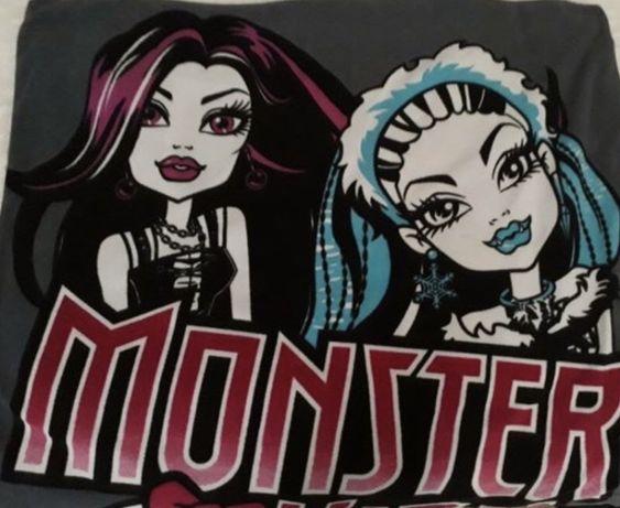 Pościel dla dziewczynki monster high 140x200