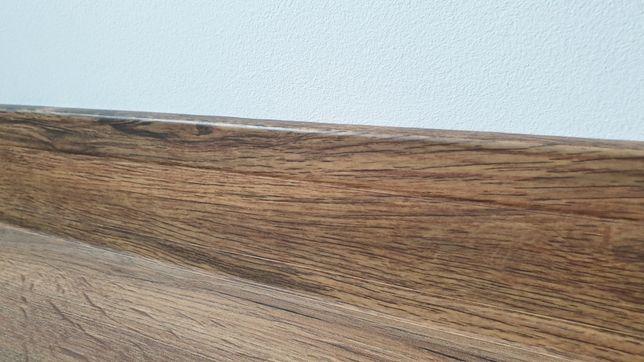 Listwy przypodłogowe PVC Cezar Hi Line Dąb Kantabryjski 3,7m