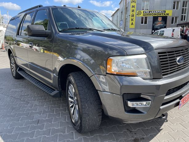 Ford expedition el 8 мест