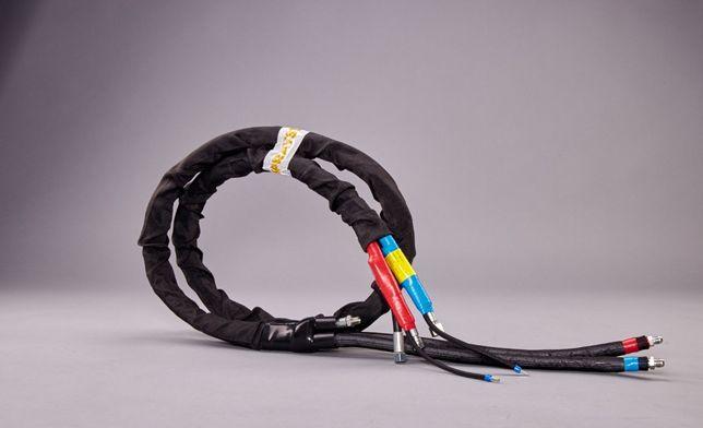 Wąż biczowy podgrzewany do agregatów do natrysku piany PUR Graco Gama