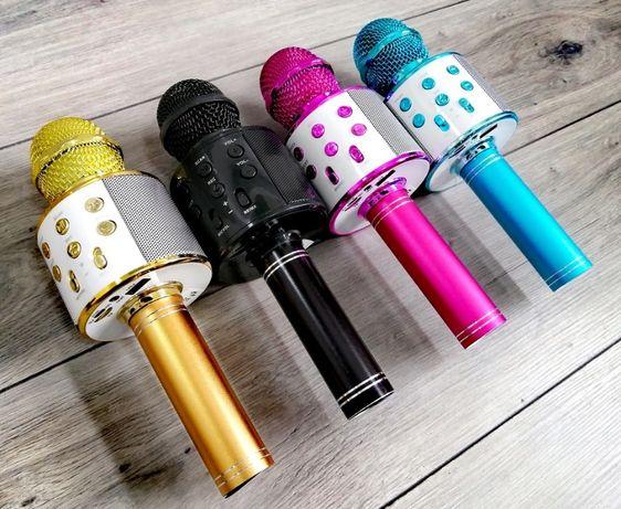 Mikrofon Bezprzewodowy Karaoke GŁOŚNIK BLUETOOTH