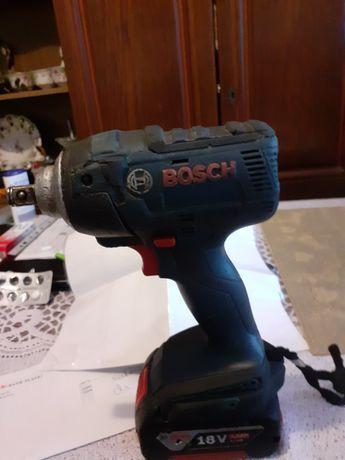 Wkrętarka udarowa Bosch GDS 18 v eć 250
