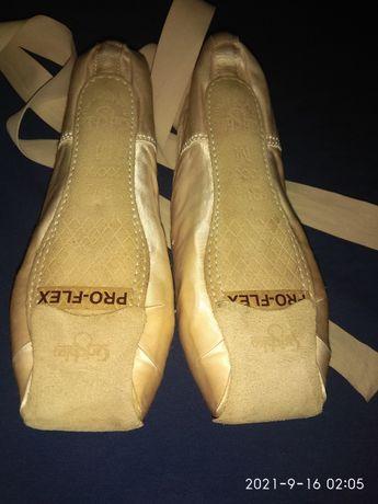 Пуанты Grishko 2007 pro-flex 3 1/2 xxxx M Гришко танцевальная обувь