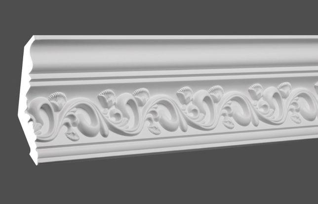 Карниз с орнаментом Европласт 1.50.185