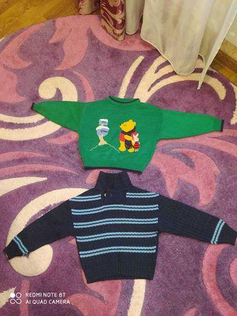 Продам 2 свитерка на мальчика